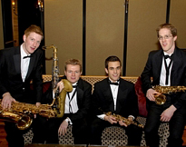 Java Saxophone Quartet