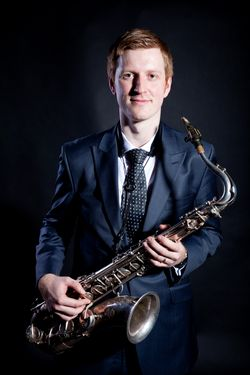 Nathan Hassall (Saxophonist & Agency Director)