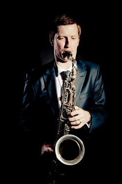 Solo Jazz Saxophonist for Hire