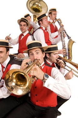 Trad-Jazz & Dixieland Band for Hire