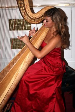 Wedding Harpists for Hire